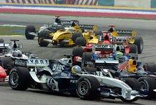 Formel 1 - Die Lehren des 2. WM-Laufs