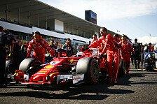 Formel 1, Ferrari-Boss schimpft: 59 Euro kosten Japan-Sieg