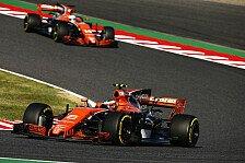 Austin: USA-Rückkehr für Alonso, McLaren mit letzter Chance?