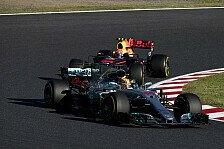 Lewis Hamilton nach Japan-Sieg: Verstappen war schneller