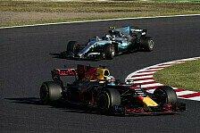 Daniel Ricciardo: Auch in Suzuka chancenlos im Rennen