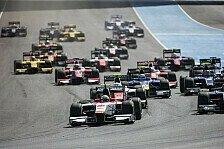 Formel 2 2018: Rennkalender veröffentlicht, Hockenheim fehlt