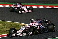 Formel 1: Wie Esteban Ocon für Sergio Perez zur Gefahr wurde