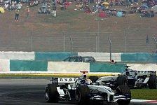 Formel 1 - Williams: Noch viel harte Arbeit für den Titelkampf