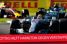 Formel 1 Japan Analyse: Hamilton-Sieg dank Mercedes-Teamorder?