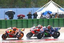 MotoGP-WM 2017: Marquez, Dovizioso und Vinales im Titel-Check