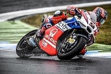 Danilo Petrucci: Marquez und Dovizioso vereiteln 1. MotoGP-Sieg