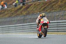 MotoGP Motegi 2018: Kaum Betrieb auf feuchter Strecke in FP2