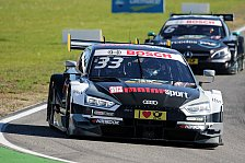 DTM Hockenheim: Rast Titel-Favorit nach Qualifying