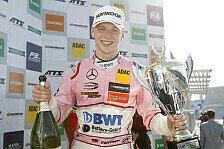 Maximilian Günther gibt Debüt in der FIA Formel 2