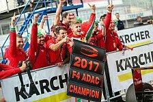 ADAC Formel 4-Champion Vips: Konstanz der Schlüssel zum Titel