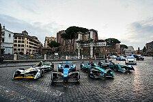 Formel E in Rom: Strecken-Layout vorgestellt