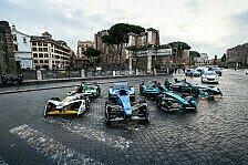 Formel E Rom: Live-Stream, Eurosport TV-Programm und Zeitplan