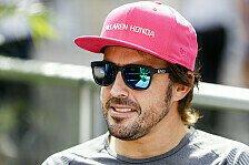Fernando Alonso: Entscheidung für McLaren vor Honda-Trennung
