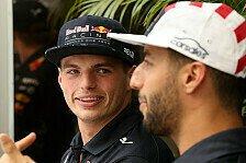 Red Bull: Macht Verstappen-Vertrag Ricciardo das Leben schwer?