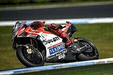 Jorge Lorenzo: Ducatis Flügel haben in Australien wenig Sinn