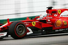Formel 1 USA 2017 - Austin-Abflug: Vettel braucht neues Chassis