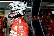 Formel 1 - Video: Sebastian Vettel bei USA GP mit Kamera in der Ferrari-Box