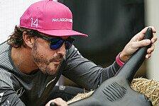 Fernando Alonsos Daytona-Pläne: McLaren hat Monster erschaffen