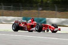 Formel 1 - Michael Schumacher: Die Lage ist noch nicht hoffnungslos