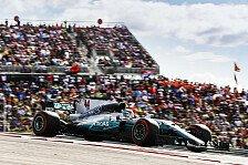 Hamilton nach Pole in Austin zum Titel? Nur wenn Vettel patzt