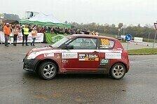 Max Schumann gewinnt das ADAC Rallye Masters 2017