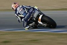 MotoGP - 2006er-Gabel bei Melandri