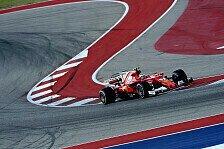 Kimi Räikkönen erklärt Austin-Pleite im Tausendstel-Krimi um P3