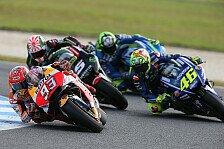 MotoGP-Zweikämpfe: Wird zu hart gefahren?