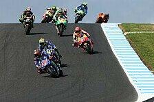 MotoGP-Prognose: So wird das Wetter auf Phillip Island