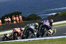 MotoGP Live-Ticker Phillip Island: Alle News zum Vinales-Sieg