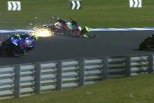 MotoGP Phillip Island 2017: Handbruch für Aleix Espargaro