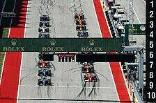 Formel 1 2018: FIA vereinfacht Gridstrafen-System