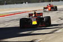 Formel 1, USA: Kimi Räikkönen nach Verstappen-Aktion stinksauer