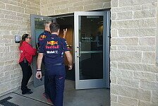 Formel 1 USA 2017: Red Bull tobt nach Verstappen-Strafe