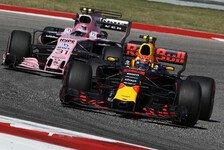 Formel 1, USA GP Analyse: Wie Red Bull mit Verstappen zockte