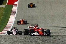 Kimi Räikkönens Formel-1-Formkurve steigt: Bin eben schnell