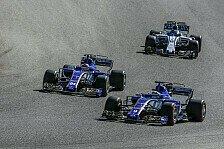 Formel 1 Mexiko: Wehrlein trotz Ericsson-Schlappe: Q2 war drin