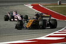 Formel 1 Mexiko: Hülkenberg erwartet starke Renault-Performance