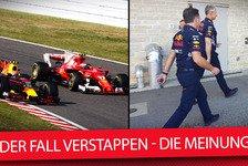 Formel 1, Kommentar: Verstappen-Strafe ein Urteil mit Folgen?