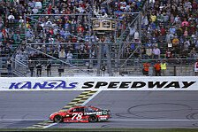 NASCAR - Bilder: Hollywood Casino 400 - 32. Lauf