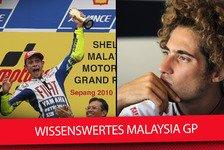 MotoGP - Video: MotoGP in Sepang: Wissenswertes zum Malaysia-GP