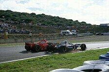 Formel 1, Villeneuve: Michael Schumacher für Rammstoß dankbar