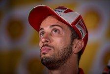 Andrea Dovizioso: Vertragsultimatum Ducatis bis MotoGP-Mugello