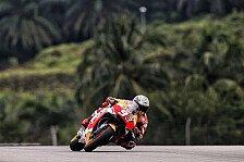 Marc Marquez warnt: Sepang einer der schlechtesten Honda-Kurse