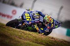 MotoGP Sepang 2017: Rossi top im FP3, Bautista crasht doppelt