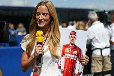 Formel 1 RTL: Anna Fleischhauer ersetzt Florian König in Mexiko
