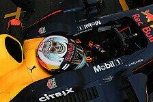 Formel 1 Mexiko 2017: Ricciardo ratlos nach Verstappen-Klatsche