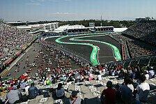 Formel 1 Mexiko GP Live-Ticker: Vettel auf Pole