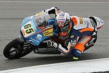 Moto3-Test in Valencia: Philipp Öttl 6., Martin holt Bestzeit